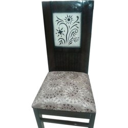 High Back Wooden Dining Chair