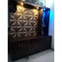 Ero Enterprises Free Unit Modern PVC TV Cabinet