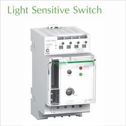 Schneider Light Sensitive Switch