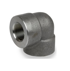 Stainless Steel Socket Weld Elbow Fitting 347