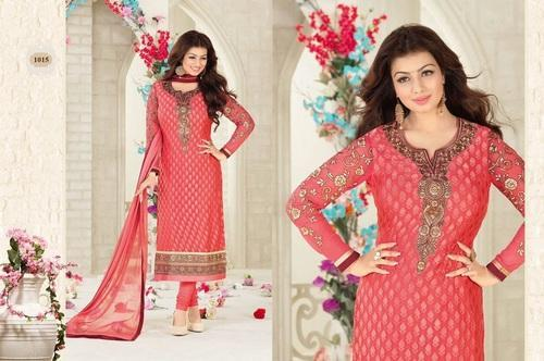 653989452 Cotton Printed Designer Formal Wear Suit