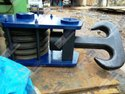 Mild Steel Crane Bottom Hook Assembly