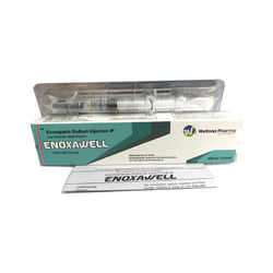 ENOXAPARIN PREFILLED SYRINGES LAUNCH