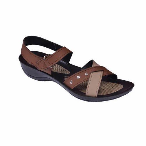 5931888bf Casual Polymer Ladies Strap Sandal