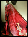 Hand Painted And Tussar Silk Sarees