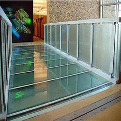 Glass Flooring Service