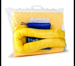 Chemical Spill Kits, Bag, Chemicals