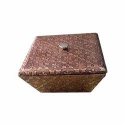 Wood , Handicraft Chocolate Box