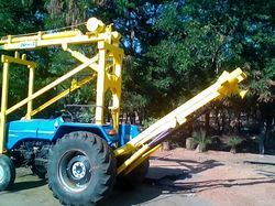 PHEL Pole Erection Machine, Capacity: 10meters, Ppdr-10