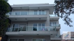 SS Modern Balcony Railing