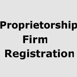 Proprietorship Firm Registration