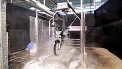 Bike Washing System