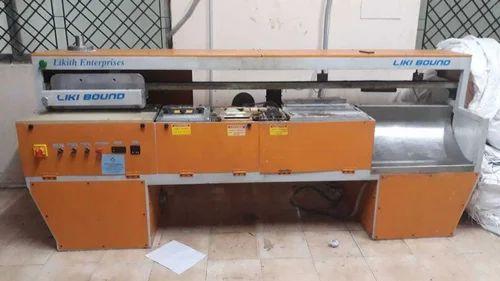 Perfect Binding Machine Single Clamp & WorkCentre 6515 Xerox