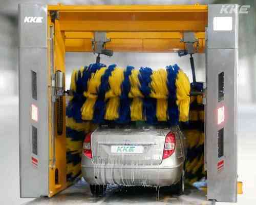 Car Washer Robotic Car Washer Manufacturer From Coimbatore