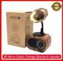 B5 Retro Design Portable Bluetooth Speaker