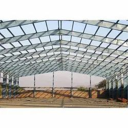 Industrial Shed Fabrication, Pan India