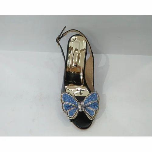 740e24e8a37b Ladies Butterfly Design Sandal