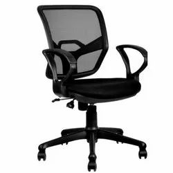 B - 1031 Medium Back Revolving Chair