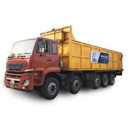 Keith Brown Walking Floor Trucks