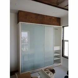 Sliding Glass Wardrobe