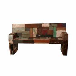 Industrial Reclaimed Sofa