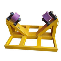 Pipe Pushing Roller