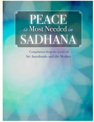 Peace Is Most Needed In Sadhana Book