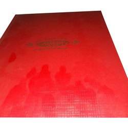 Anupam Red Student Writing Notebook