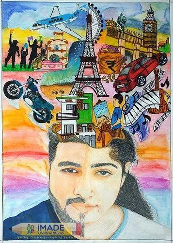 1 2 Years Fine Arts Diploma Courses Delhi Ncr I Made Creative Studio Id 12583995848