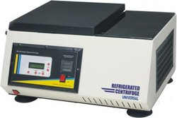 High Speed Refrigerated Centrifuge Brushless Digital 6 x 50 ml. 13000 R.P.M