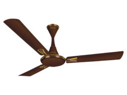 Audie Metallic Range Ceiling Fan (Luminous)