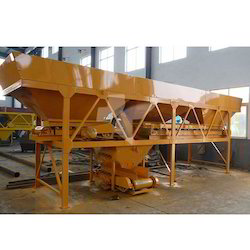 Cement Weighing System