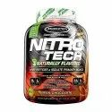 Whey Proteins Muscletech Nitrotech Performance Series Natural Flavour Protein Powder, Packaging Type: Can