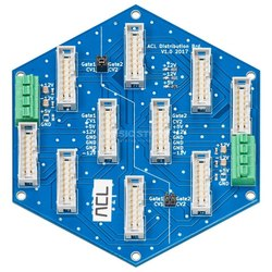 Power Distribution Board, IP Rating: IP40