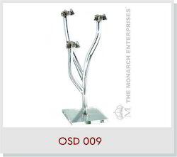 Acrylic Optical Counter Display