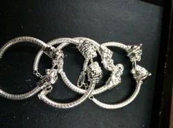 Male Silver Bracelet