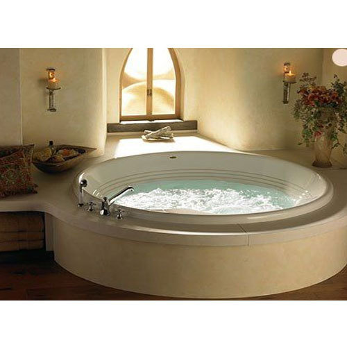 acrylic whirlpool bath tubs, 500 ltr, rs 42000 /unit, aroona impex