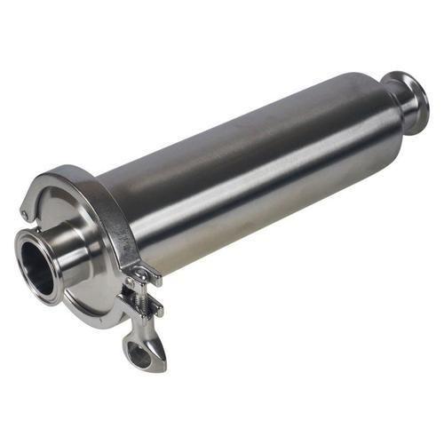 stainless steel inline filter inline water filters fatemi sales corporation. Black Bedroom Furniture Sets. Home Design Ideas