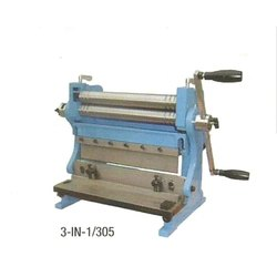3-IN-1/305 Combination Shear Brake And Roll