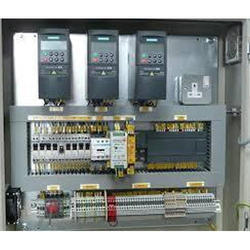 Power AC Drive Panel
