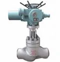 Electric Boiler Feed Water Control Valve
