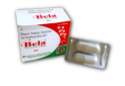 Bela Ofloxacin, Tinidazole, Dicyclomine and Dimethicone Bolus(Vet)