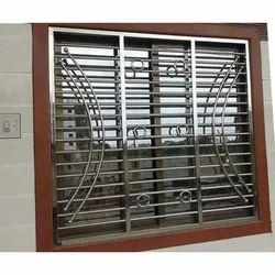 Stainless Steel Railing Window