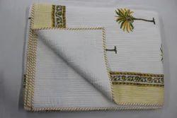 Jaipuri Handmade Machine Quilt