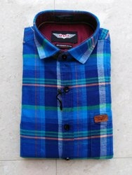 Soft Finished Check Shirts