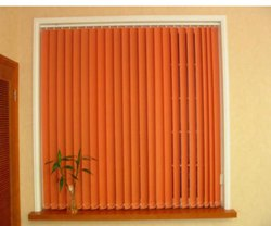 Multicolor Fabric Vertical Blinds for Window, For Interior