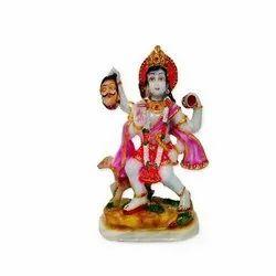 Marble Bhairav Statue