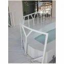 Designer Residential Stainless Steel Railing