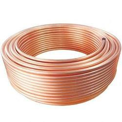 Copper Soft Tube, Size: 1''-2''