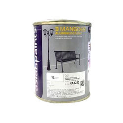 3 Mangoes Aluminium Paint